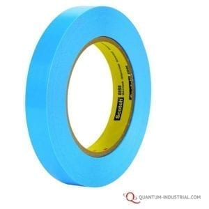 Strapping-Tape-Blue-3mil-8898-Quantum-Industrial-Supply